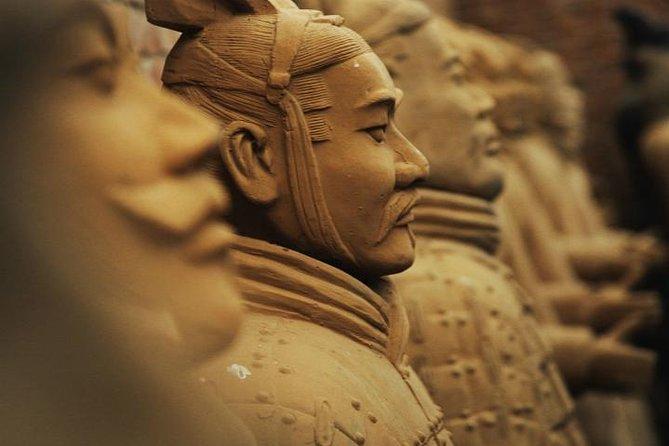 All Inclusive Private Tour: Terracotta Warriors Museum