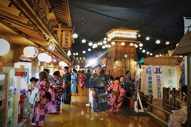 [JOI Travel] Cara Murah Menikmati Pemandian Oedo Onsen di Odaiba!