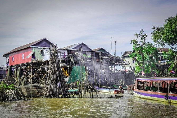 Tour privado al pueblo flotante de Kompong Phluk