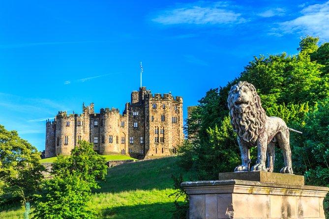 Viagem ao Castelo de Alnwick e às fronteiras escocesas saindo de Edimburgo