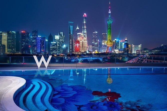 Shanghai Luxury Bar Crawl in 5-star Hotel or Boutique Hotel