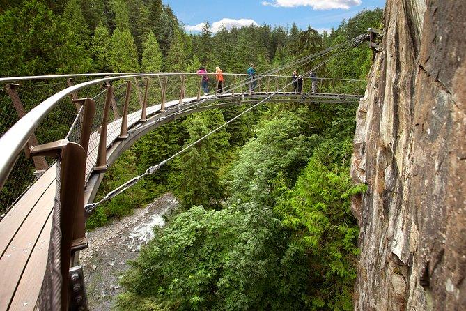 Private Sightseeing Tour: Capilano Bridge & Grouse Mountain
