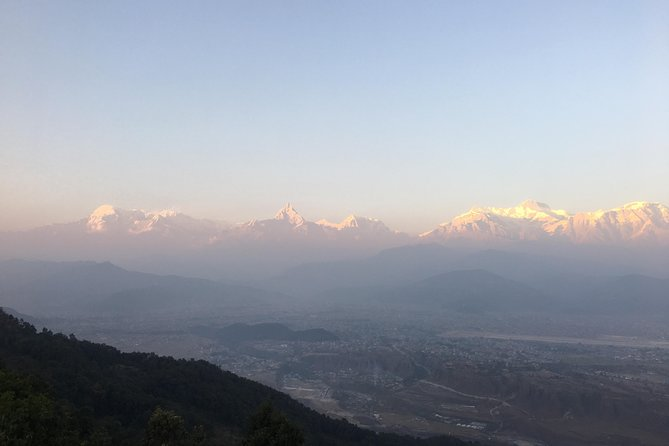 Unique Easy Hiking to Foxing Hill from Pokhara