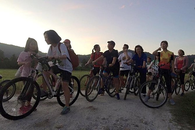 Morning Cycling Tour 2hrs