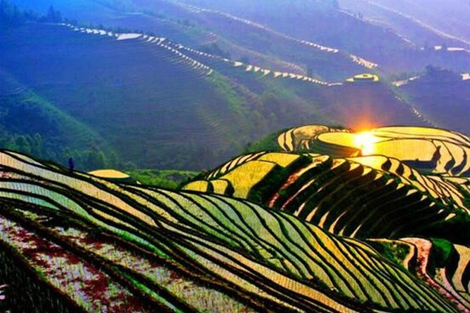 Private Day Tour: Longji Terrace and Ethnic village