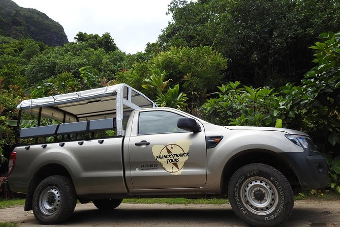 Private Tour: Moorea 4x4 Safari