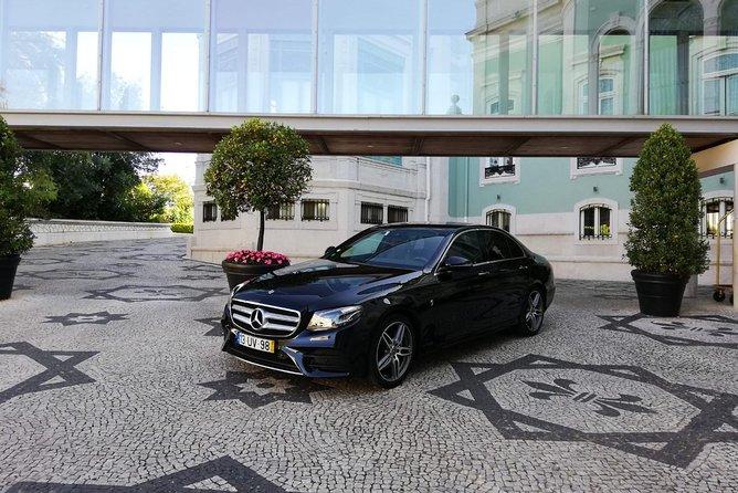 Charming Lisbon - Private Tour / Luxury Sedan or Minivan