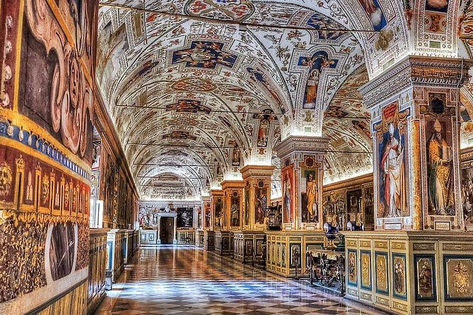 Vatican Museums, Sistine Chapel and St. Peter's guided tour