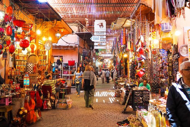 Top Activities: Full day sightseeing tour with an official guide in Marrakech