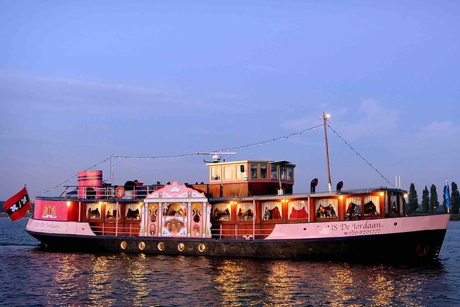 Dinner Cruise with Live Music - 4 hours - All Inclusive
