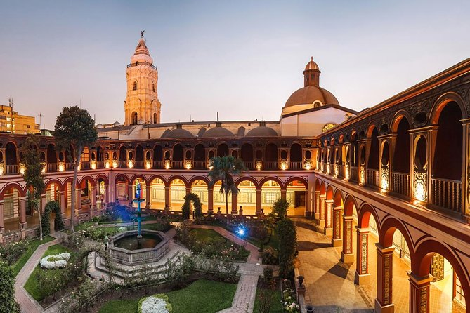 Half day: Lima city tour