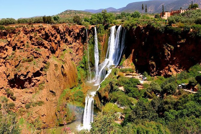 From Marrakech: 1 day at Ouzoud waterfalls