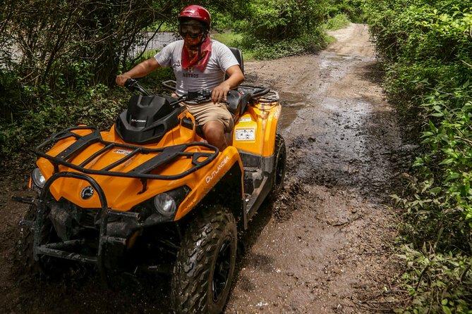 Shore Exursions ATV Adventure To Jade Cavern Double