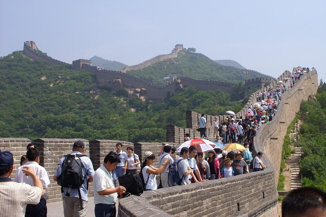 Mutiyanyu Great Wall & Summer Palace day tour (with Lunch & Hotel Transfer)