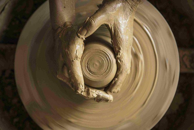 Exclusive Pottery making experience in Tirana