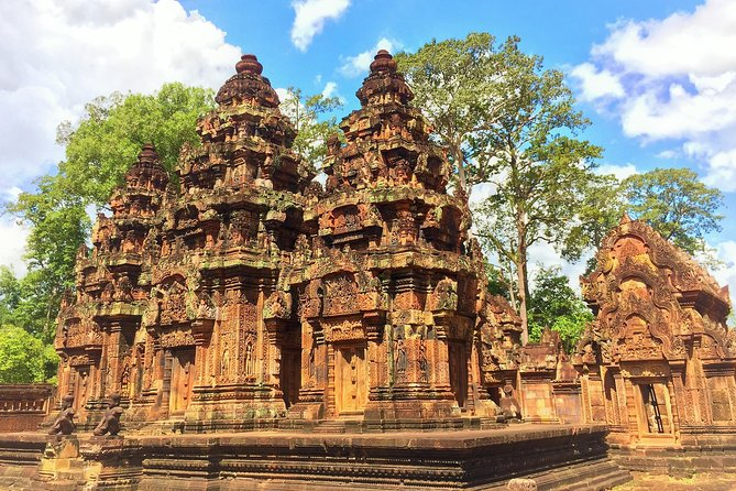 Siem Reap 3 days Angkor Sunrise Top hill Sunset Private Tour