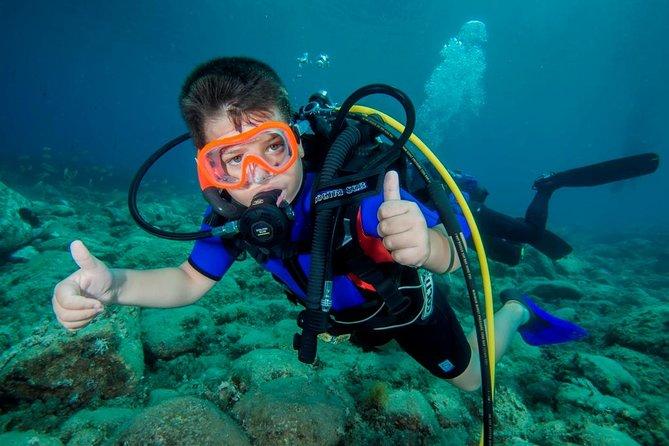 Discover Scuba diving in Calabria, Italy