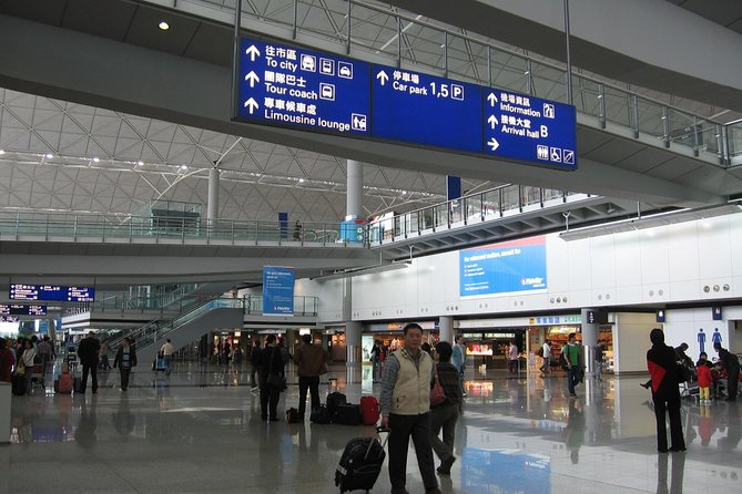 8-Hour Private Hong Kong Layover Tour