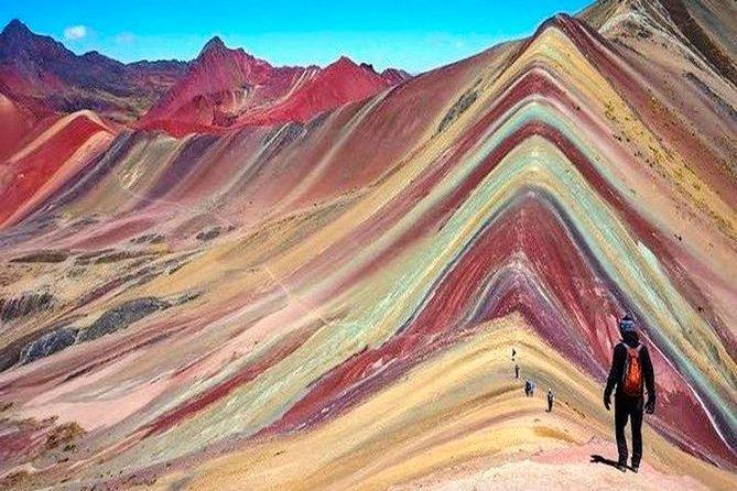 Excursion privée d'une journée complète à la montagne aux sept couleurs