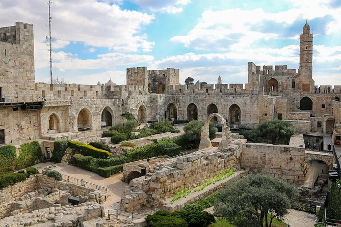 Admission Ticket: Tower of David Museum