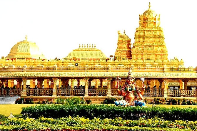 Trip to Visit Sripuram Golden Temple from Chennai