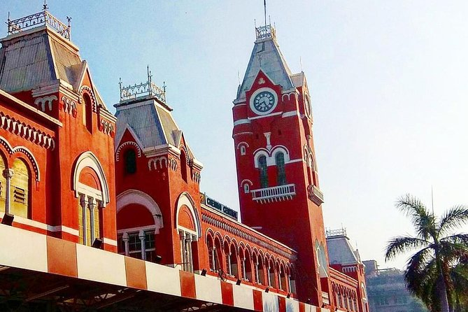 Local Heritage and Architecture Tour of Chennai (Madras)