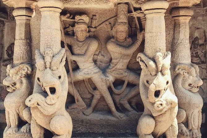 Ancient Temples Tour to Kanchipuram from Chennai
