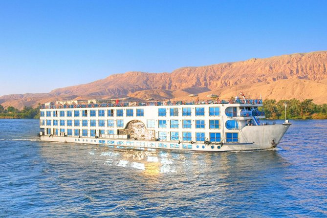 Luxury Aswan to Luxor Nile cruise 4 days photo 3