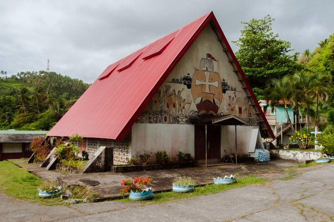 Kalinago Church building