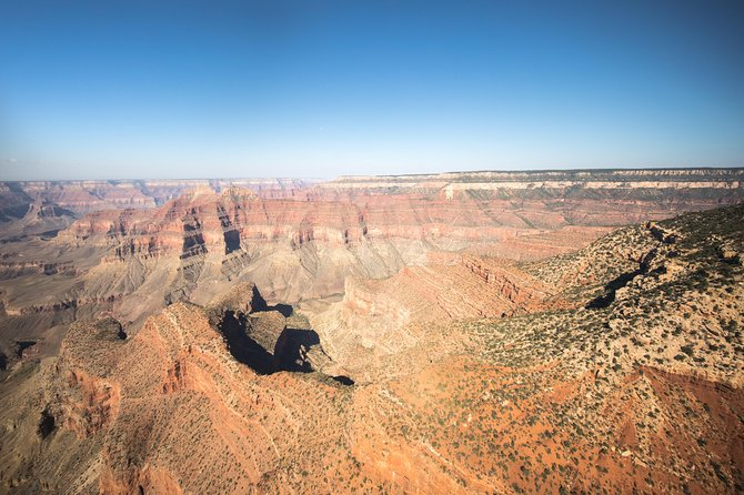 Small Group Grand Canyon Helicopter and Ground Trip From Phoenix