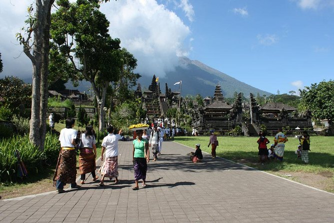 Private Full Day-Tour: Besakih Temple Tour