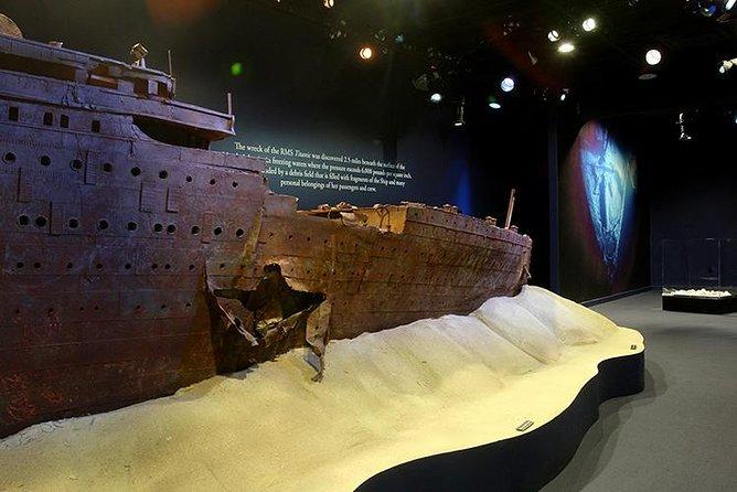 Titanic - The Artifact Exhibition Ticket