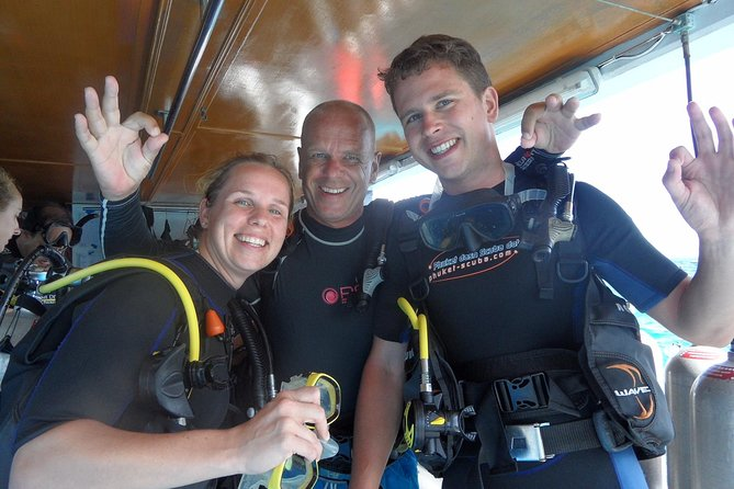 Private Diving Trip at Racha Noi and Racha Yai from Phuket include Lunch