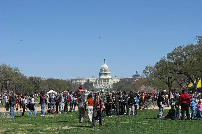 Comedy Walks© Washington D.C.