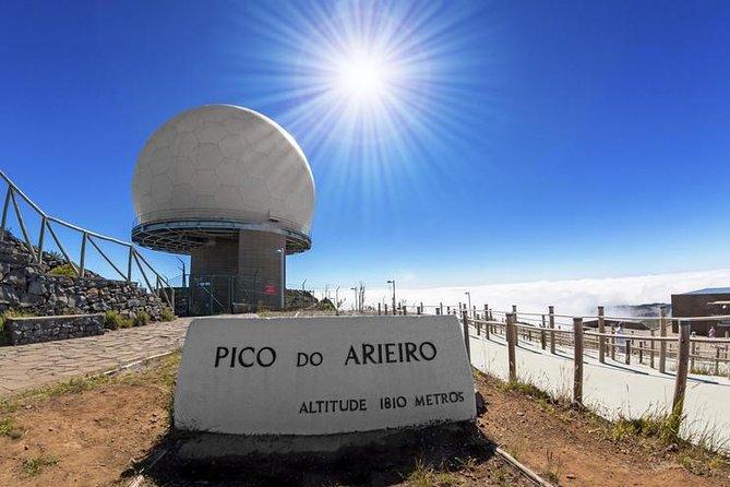 Pico Arieiro To Pico Ruivo / Highest Peak Challenge