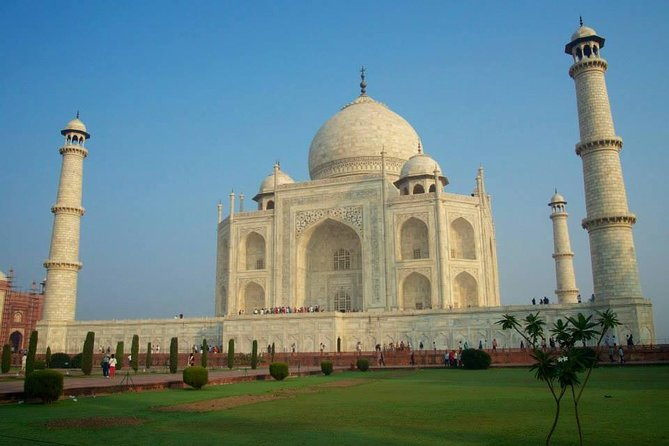 Private Delhi Agra Day Trip By Car - All Inclusive
