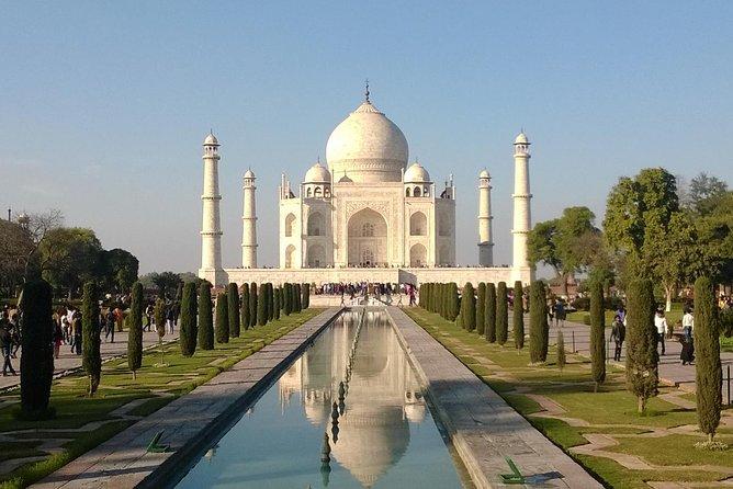 Taj Mahal Private Tour from Delhi