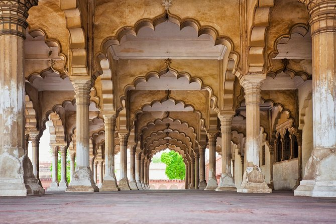 Day Tour of World's Greatest Monument of Love Taj Mahal and Agra Tour from Delhi