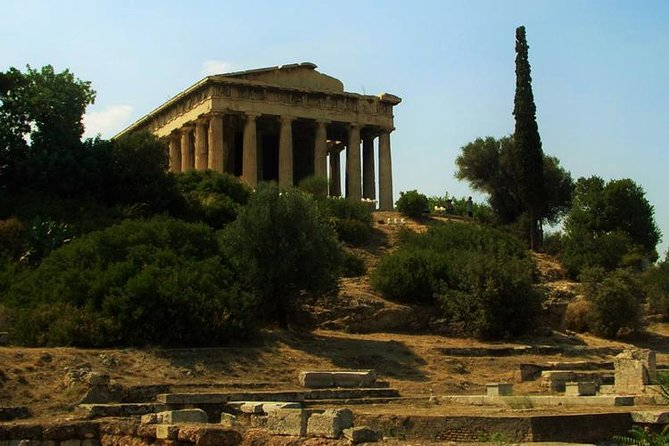 Athens: Greek Mythology Traces, Self-Guided Audio Tour on your Phone