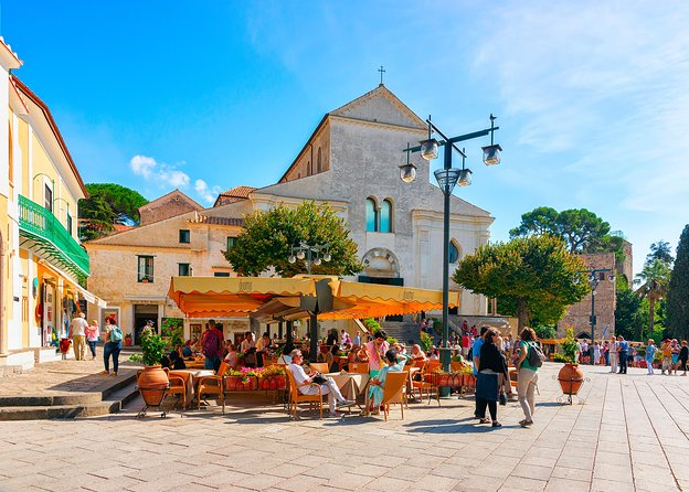 Pompeii Amalfi and Ravello shore excursion from Naples - Skip the line included