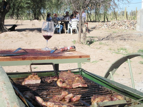 Off the beaten path wines and true asado experience at my winery