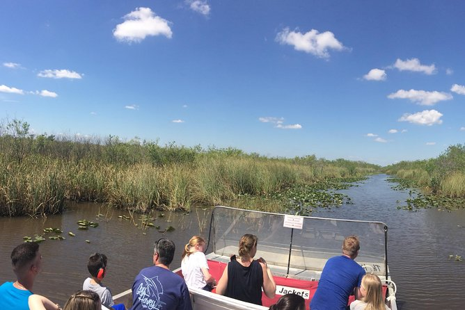 Everglades Indian Village and Airboat Small Group
