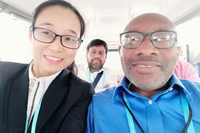 Canton Fair -Chinese and English interpreter -Sourcing service -visiting factory