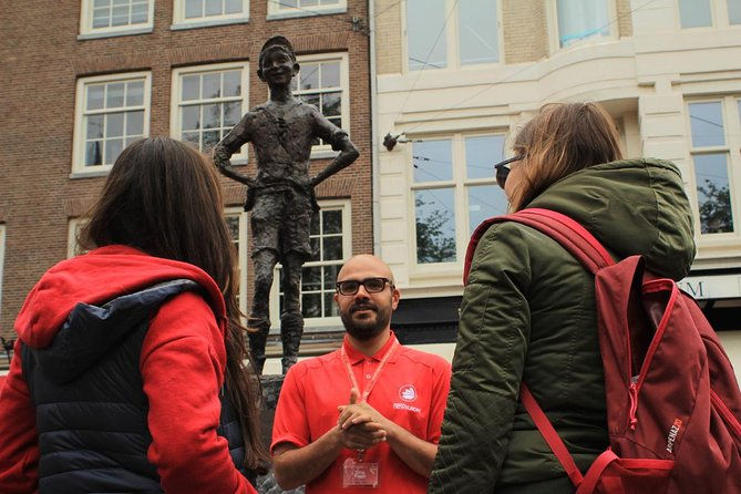 2-Hour Alternative Walking Tour of Amsterdam photo 6