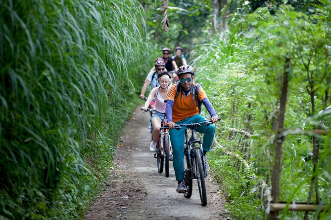 Bali Rocky cycling tour