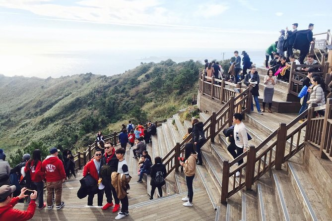 Jejudo Shore Excursion on Port day
