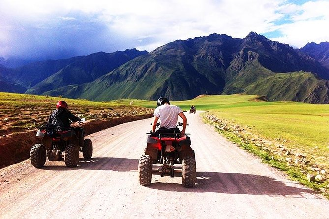 Cuatrimotos en Maras - Cusco