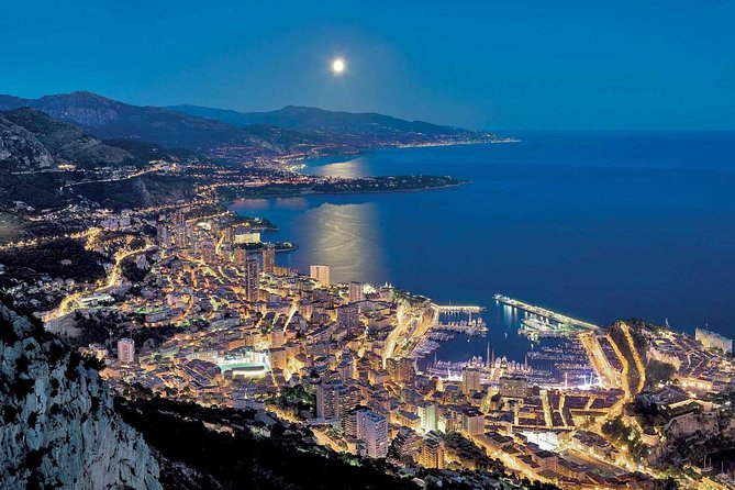 Eze Monaco and Monte-Carlo Day & Night , shared guided tour photo 1