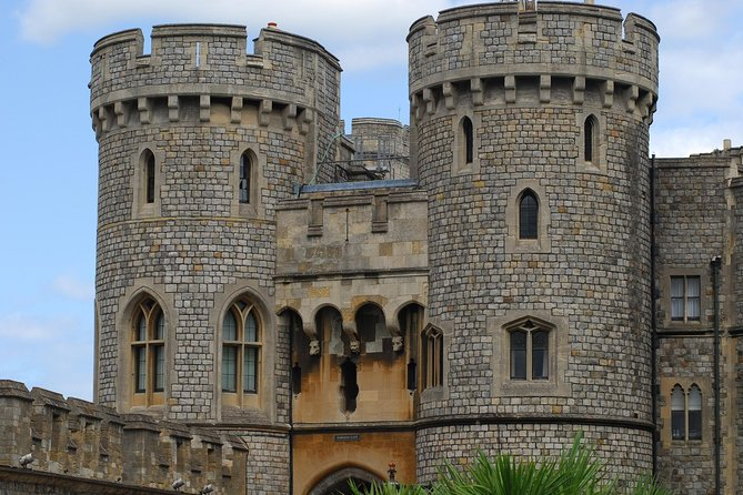 Windsor Castle Independent Visit With Private Driver Up To 8 People
