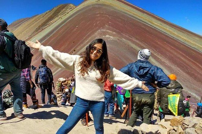 Montaña de Colores - Rainbow Mountain (Cusco )